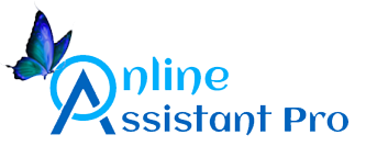 Online Assistant Pro - US Virtual Assistants Logo